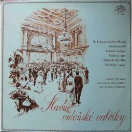 Orchestr Supraphon – The Famous Vienna Waltzes (Slavné Vídeňské Valčíky)  (LP / Vinyl)