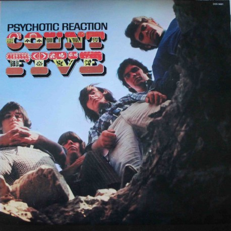 Count Five ‎– Psychotic Reaction (LP/ Vinyl)