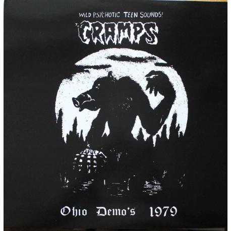 The Cramps – Ohio Demo's 1979 (LP/ Vinyl)