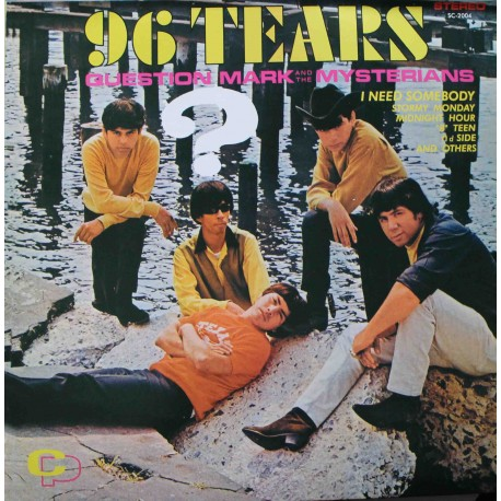 Question Mark And The Mysterians - 96 Tears (LP/ Vinyl)