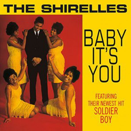 The Shirelles – Baby It's You (LP/ Vinyl)