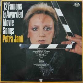 Petra Janů – 12 Famous & Awarded Movie Songs (LP / Vinyl)