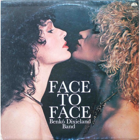 Benkó Dixieland Band ‎– Face To Face (LP/ Vinyl)