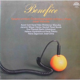 Taneční Orchestr, Josef Vobruba – Benefice (2LP/ Vinyl)