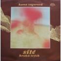 Hana Zagorová – Sítě Kroků Tvých (LP / Vinyl)