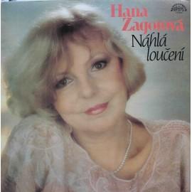 Hana Zagorová – Náhlá Loučení (LP / Vinyl)