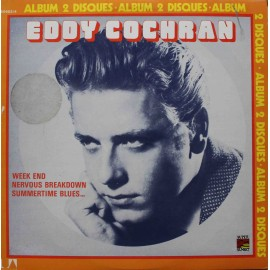 Eddie Cochran – Eddy Cochran (2LP / Vinyl)