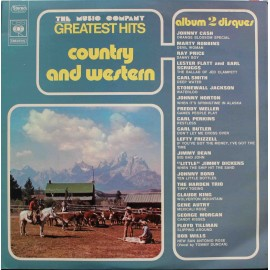 VA – The Music Company Greatest Hits Country And Western (2LP / Vinyl)