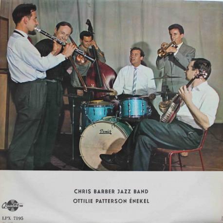 Chris Barber Jazz Band – Ottilie Patterson Énekel (LP / Vinyl)