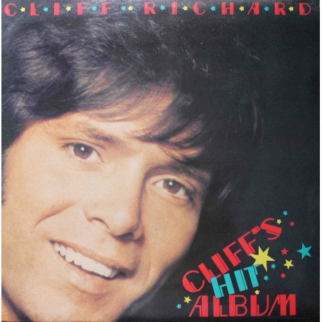 Cliff Richard ‎– Cliff's Hit Album (LP / Vinyl)
