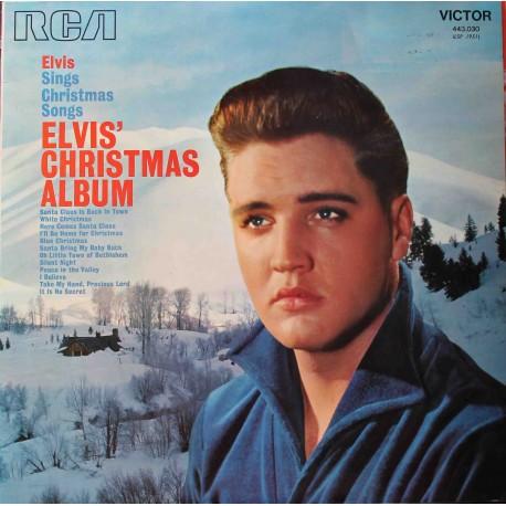 Elvis Presley – Elvis' Christmas Album (LP / Vinyl)
