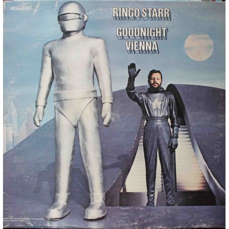 Ringo Starr ‎– Goodnight Vienna (LP / Vinyl)