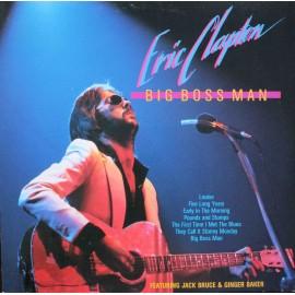 Eric Clapton Featuring Jack Bruce & Ginger Baker – Big Boss Man (LP/ Vinyl)