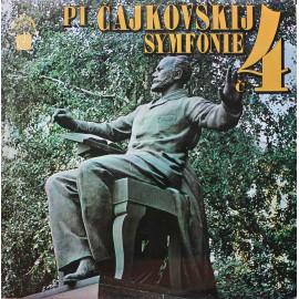 P. I.  Čajkovskij – Symfonie Č. 4 (LP / Vinyl)