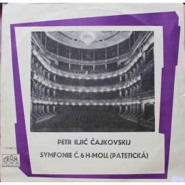 P. I. Čajkovskij - Symfonie Č. 6 H-Moll (Patetická) (LP/ Vinyl)
