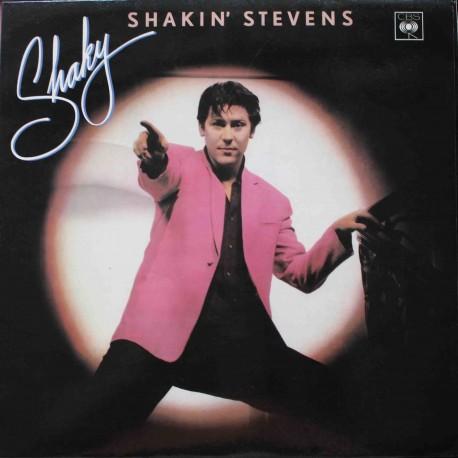 Shakin' Stevens – Shaky (LP / Vinyl)