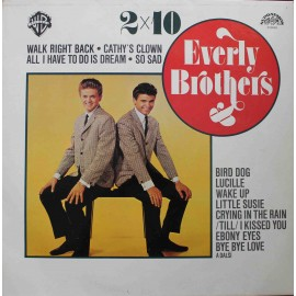 Everly Brothers – 2x10 Everly Brothers (LP / Vinyl)