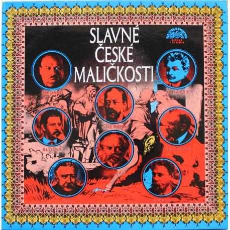 Slavné České Maličkosti (LP / Vinyl)