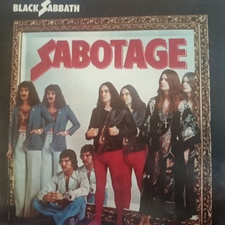 Black Sabbath ‎– Sabotage (LP + CD/ Vinyl)