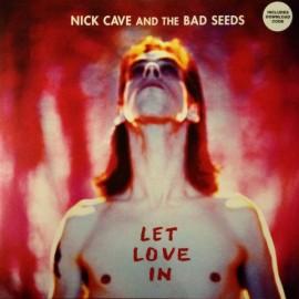 Nick Cave & The Bad Seeds – Let Love In (LP / Vinyl)