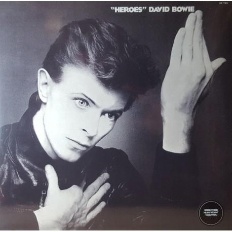 """David Bowie – """"Heroes"""" (LP / Vinyl)"""