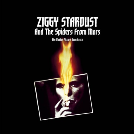 David Bowie – Ziggy Stardust And The Spiders From Mars Soundtrack (2LP / Vinyl)