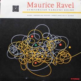 Maurice Ravel – Dafnis A Chloé / La Valse / Bolero / Alborada Del Gracioso (LP/ Vinyl)