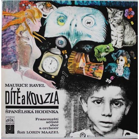 Maurice Ravel, Lorin Maazel – Dítě A Kouzla / Španělská Hodinka (2LP/ Vinyl Box)