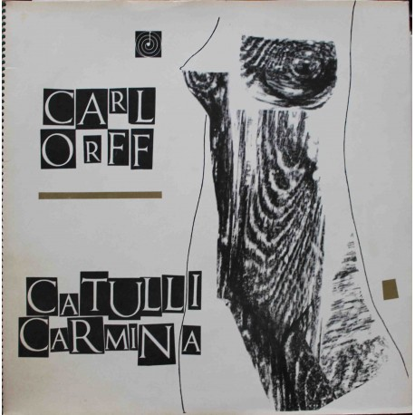 Carl Orff - Catulli Carmina (LP/ Vinyl)