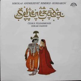Nikolaj Andrejevič Rimskij-Korsakov – Šeherezáda. Symfonická Suita Op. 35  (LP/ Vinyl)