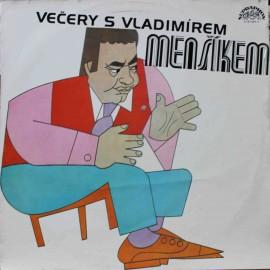 Vladimír Menšík – Večer S Vladimírem Menšíkem 1 (LP / Vinyl)