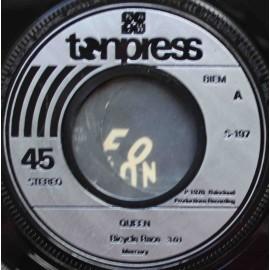 """Queen – Bicycle Race / Spread Your Wings (7"""" / Vinyl)"""