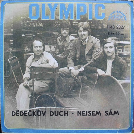 "Olympic – Dědečkův Duch / Nejsem Sám (7"" / Vinyl)"