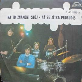 """Olympic –  Na To Znamení Stůj / Až Se Zítra Probudíš (7"""" / Vinyl)"""