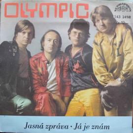 """Olympic –  Jasná Zpráva / Já Je Znám (7"""" / Vinyl)"""