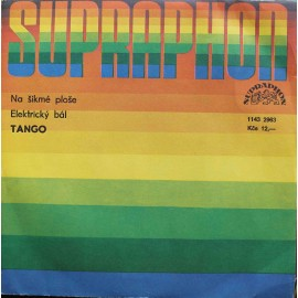 """Tango – Na Šikmé Ploše / Elektrický Bál (7"""" / Vinyl)"""