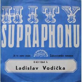 """Ladislav Vodička – Já Tu Zemi Znám / Železničářská Romance (7"""" / Vinyl)"""