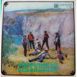 "Greenhorns – El Paso (7"" / Vinyl)"