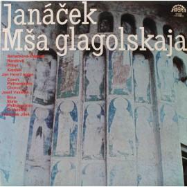 Leoš Janáček, František Jílek – Mša Glagolskaja (Glagolitic Mass) (LP/ Vinyl)