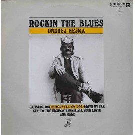Ondřej Hejma ‎– Rockin' The Blues  (LP / Vinyl)