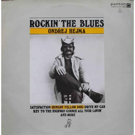Ondřej Hejma – Rockin' The Blues  (LP / Vinyl)