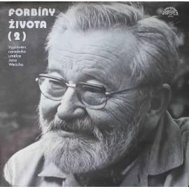 Jan Werich – Forbíny Života (2) (LP / Vinyl)