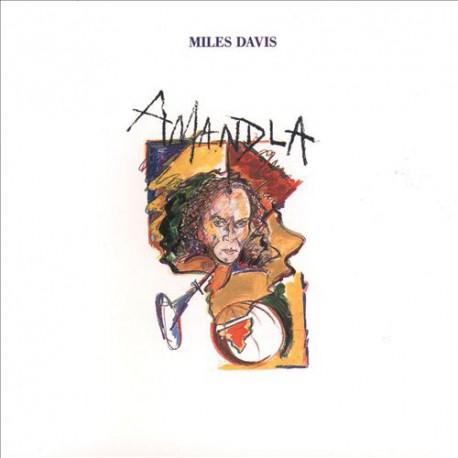 Miles Davis – Amandla (LP/ Vinyl)