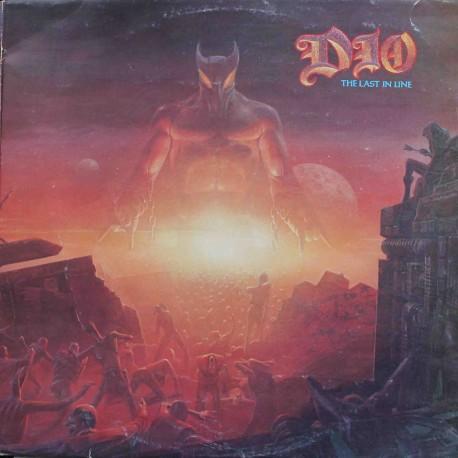 Dio – The Last In Line (LP / Vinyl)