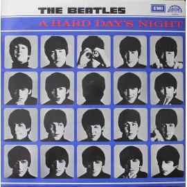 The Beatles  – A Hard Day's Night (LP / Vinyl)
