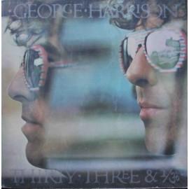 George Harrison – Thirty Three & 1/3 (LP / Vinyl)
