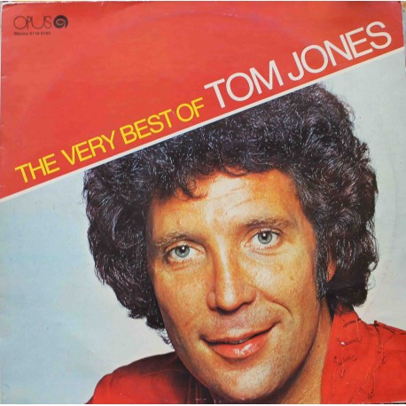 Tom Jones ‎– The Very Best Of (LP / Vinyl)