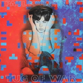 Paul McCartney ‎– Tug Of War (LP / Vinyl)