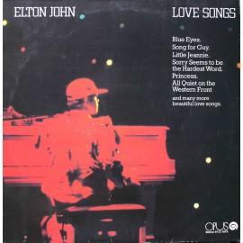 Elton John – Love Songs (LP / Vinyl)