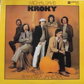 Michal David + Kroky Františka Janečka (LP / Vinyl)